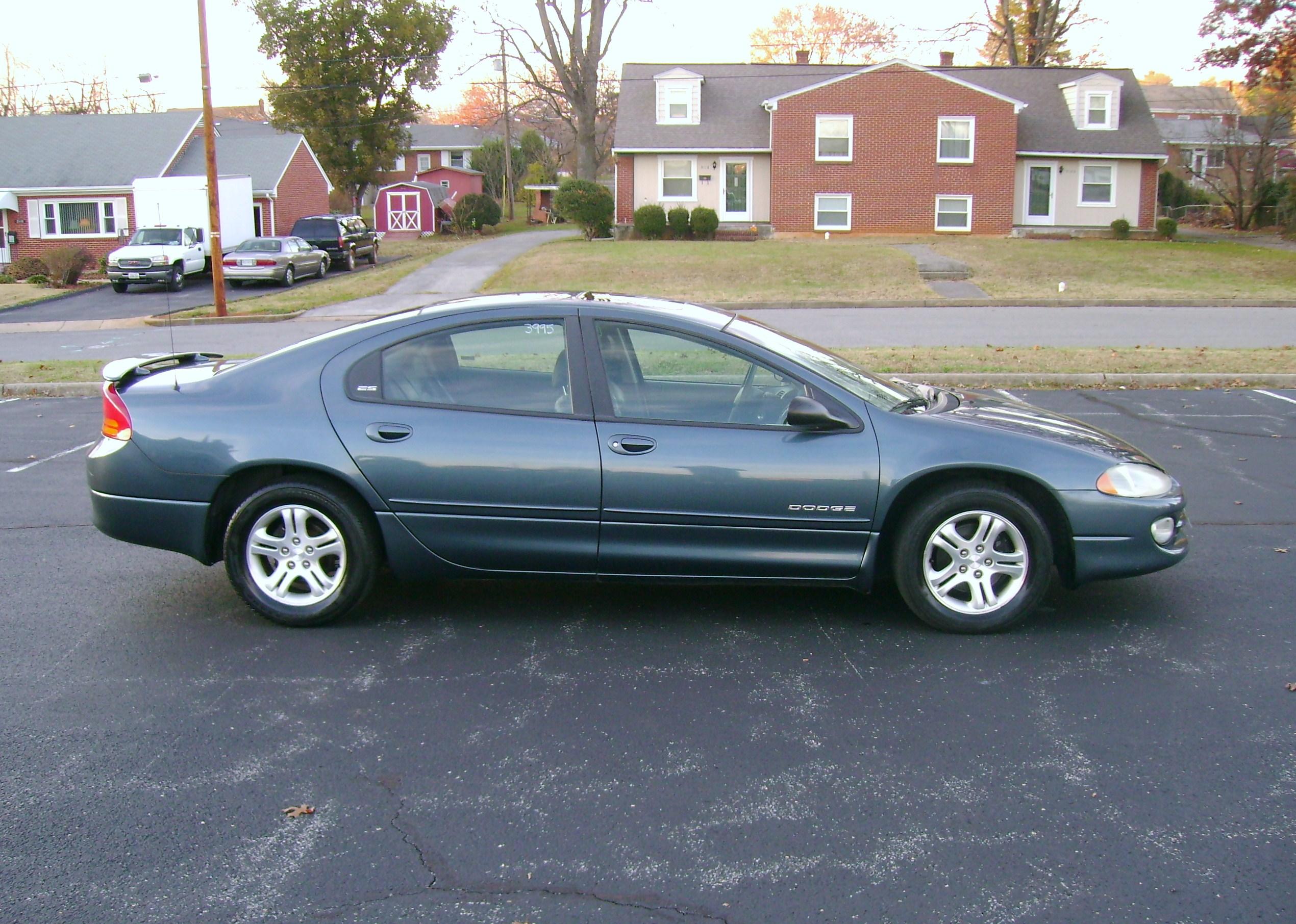 2000 Dodge Intrepid 004 2000 Dodge Intrepid 004