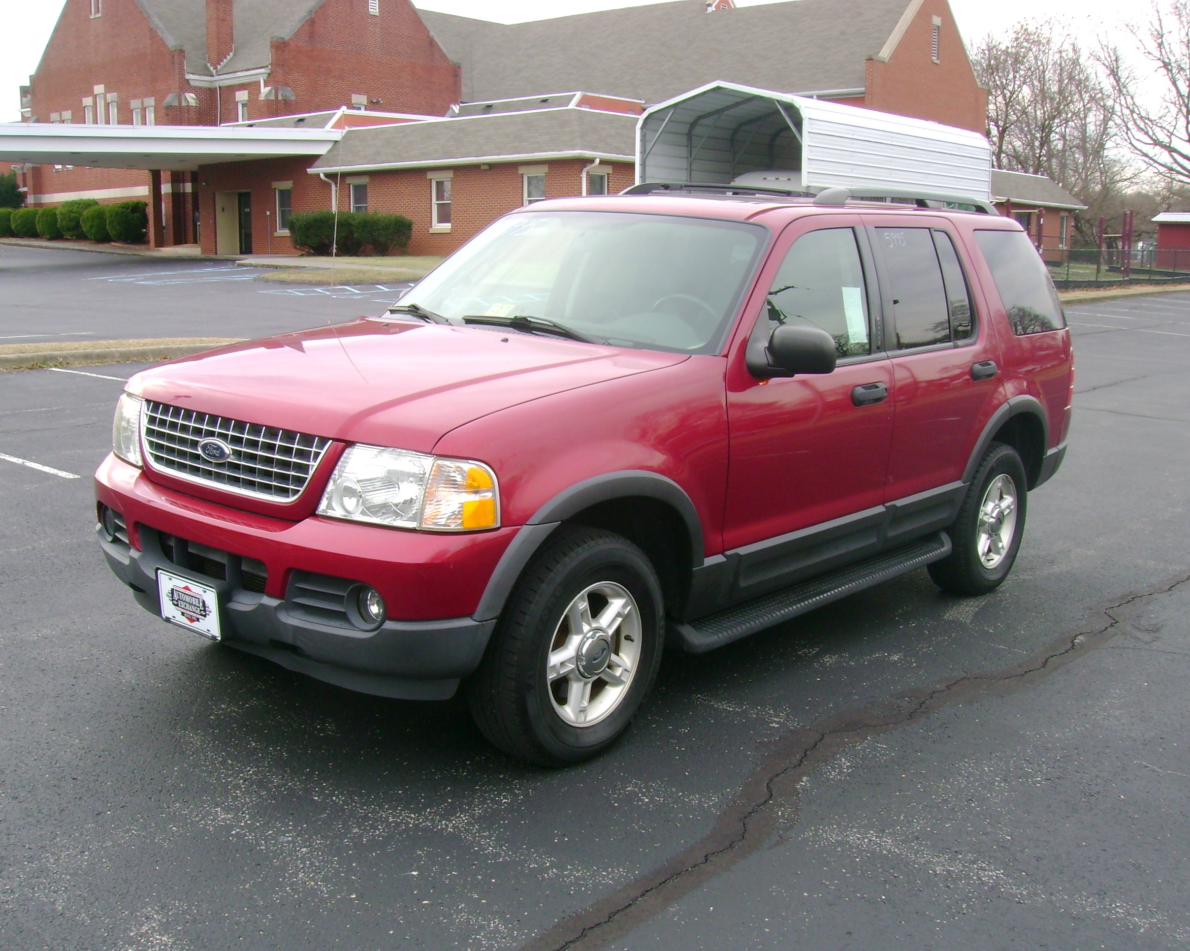 2003 ford explorer xlt 001