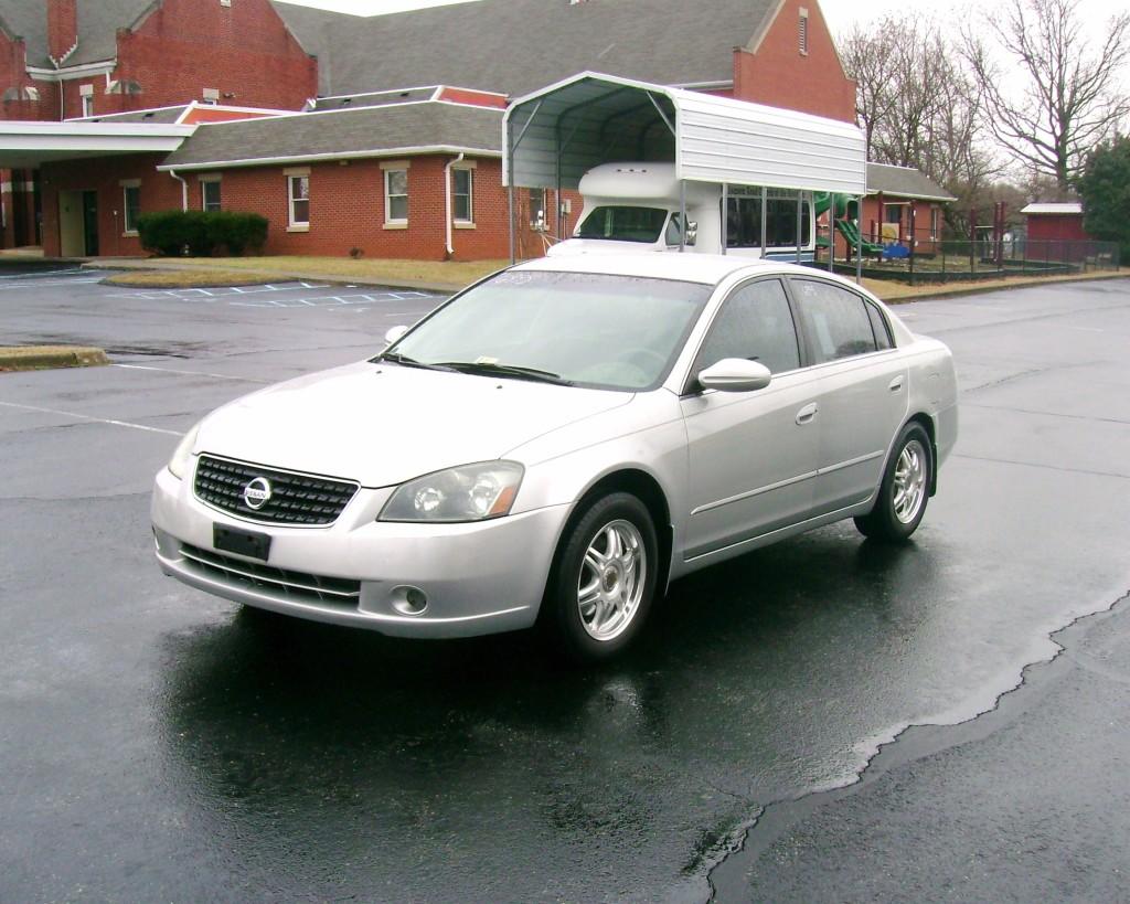 Nissan Altima 2.5S >> 2005 Nissan Altima 2.5S 001 2005 Nissan Altima 2.5S 001 – Automobile Exchange