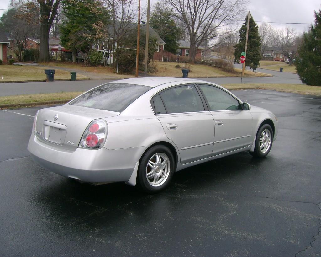 2005 Nissan Altima 2 5s 005 2005 Nissan Altima 2 5s 005