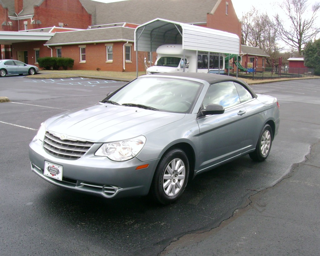 2008 chrysler sebring convertible 001 2008 chrysler sebring. Cars Review. Best American Auto & Cars Review