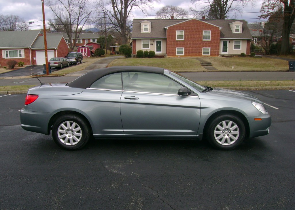 2008 chrysler sebring convertible 004 2008 chrysler sebring. Cars Review. Best American Auto & Cars Review