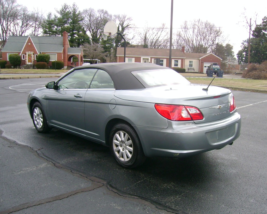2008 chrysler sebring convertible 007 2008 chrysler sebring. Cars Review. Best American Auto & Cars Review