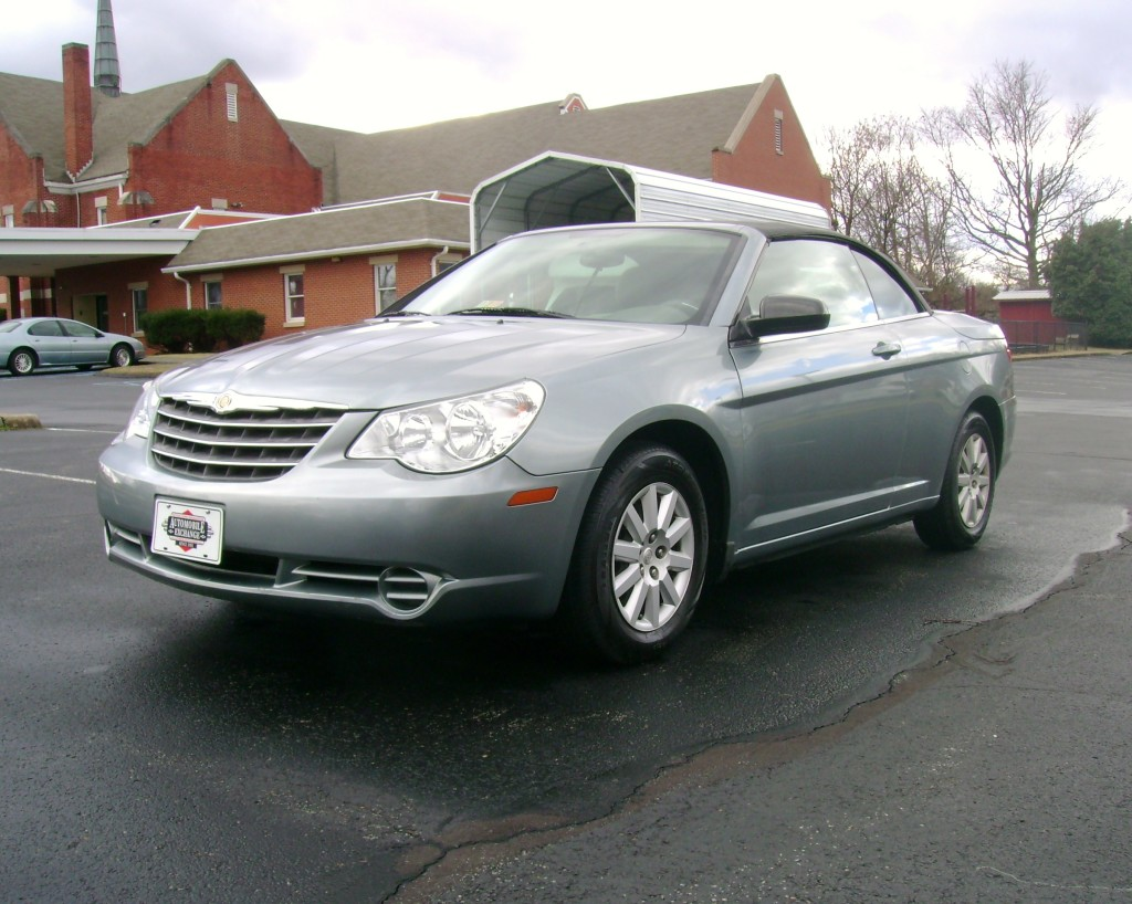2008 chrysler sebring convertible 009 2008 chrysler sebring. Cars Review. Best American Auto & Cars Review