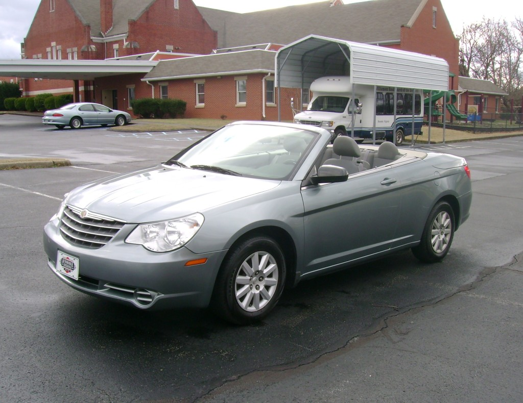 2008 chrysler sebring convertible 035 2008 chrysler sebring. Cars Review. Best American Auto & Cars Review