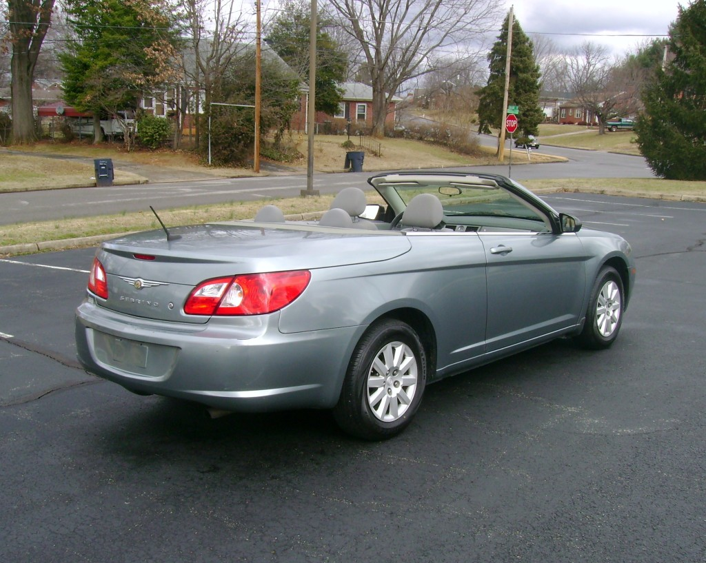 2008 chrysler sebring convertible 038 2008 chrysler sebring. Cars Review. Best American Auto & Cars Review