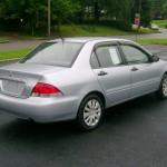 2006 Mitsubishi Lancer ES 005