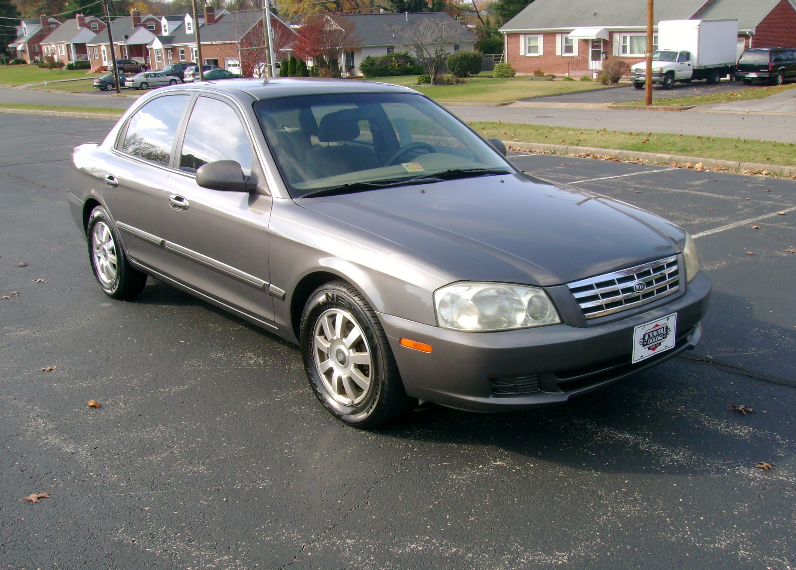 2002 kia optima lx v6 001