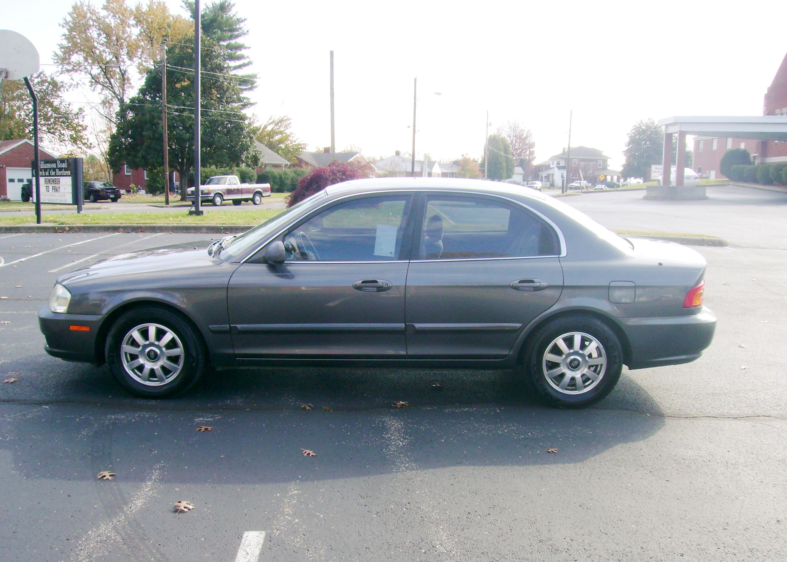 2002 kia optima lx v6 006