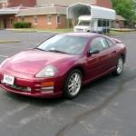 2000 Mitsubishi Eclipse GT 001