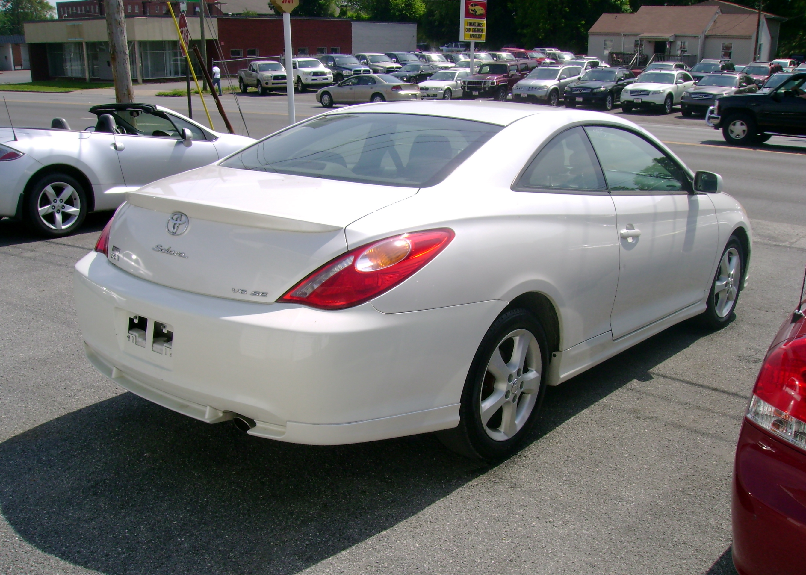 Toyota Solara Pictures Posters News And Videos On Your