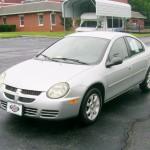 2005 Dodge Neon SXT 001