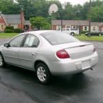2005 Dodge Neon SXT 007