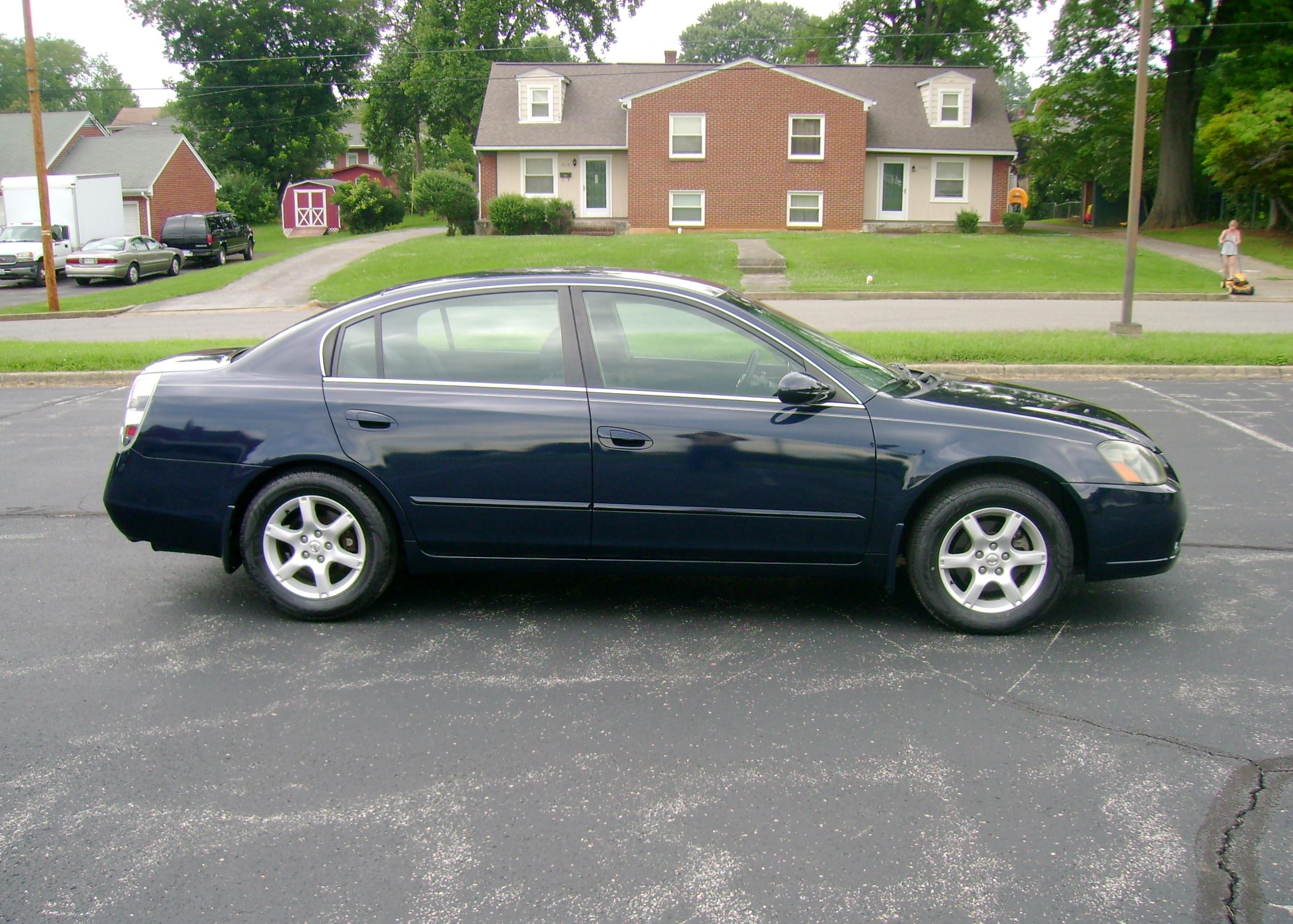 2005 Nissan Altima 2.5s U003eu003e 2005 Nissan Altima 004 2005 Nissan Altima 004 U2013
