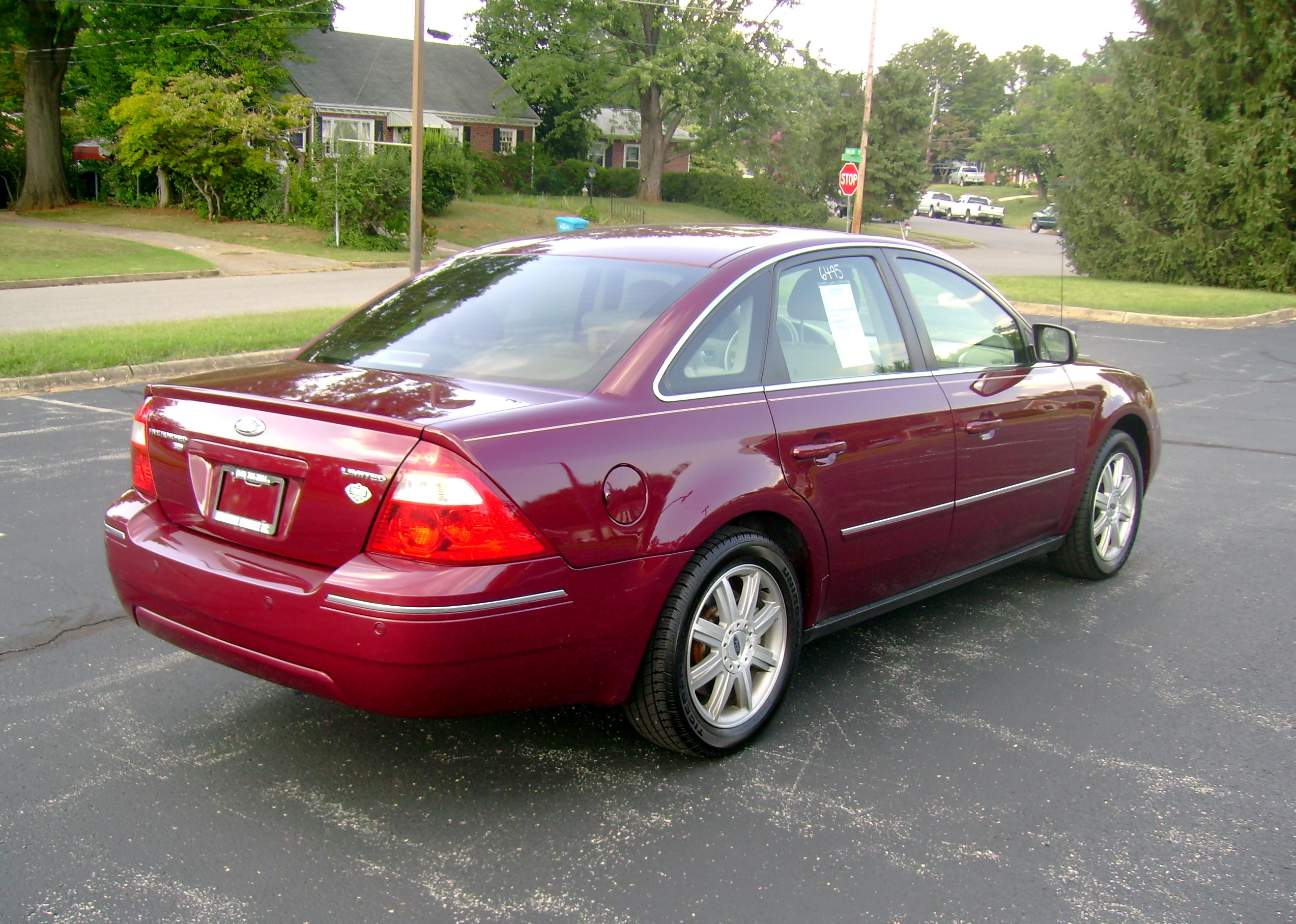 2006 ford five hundred 005