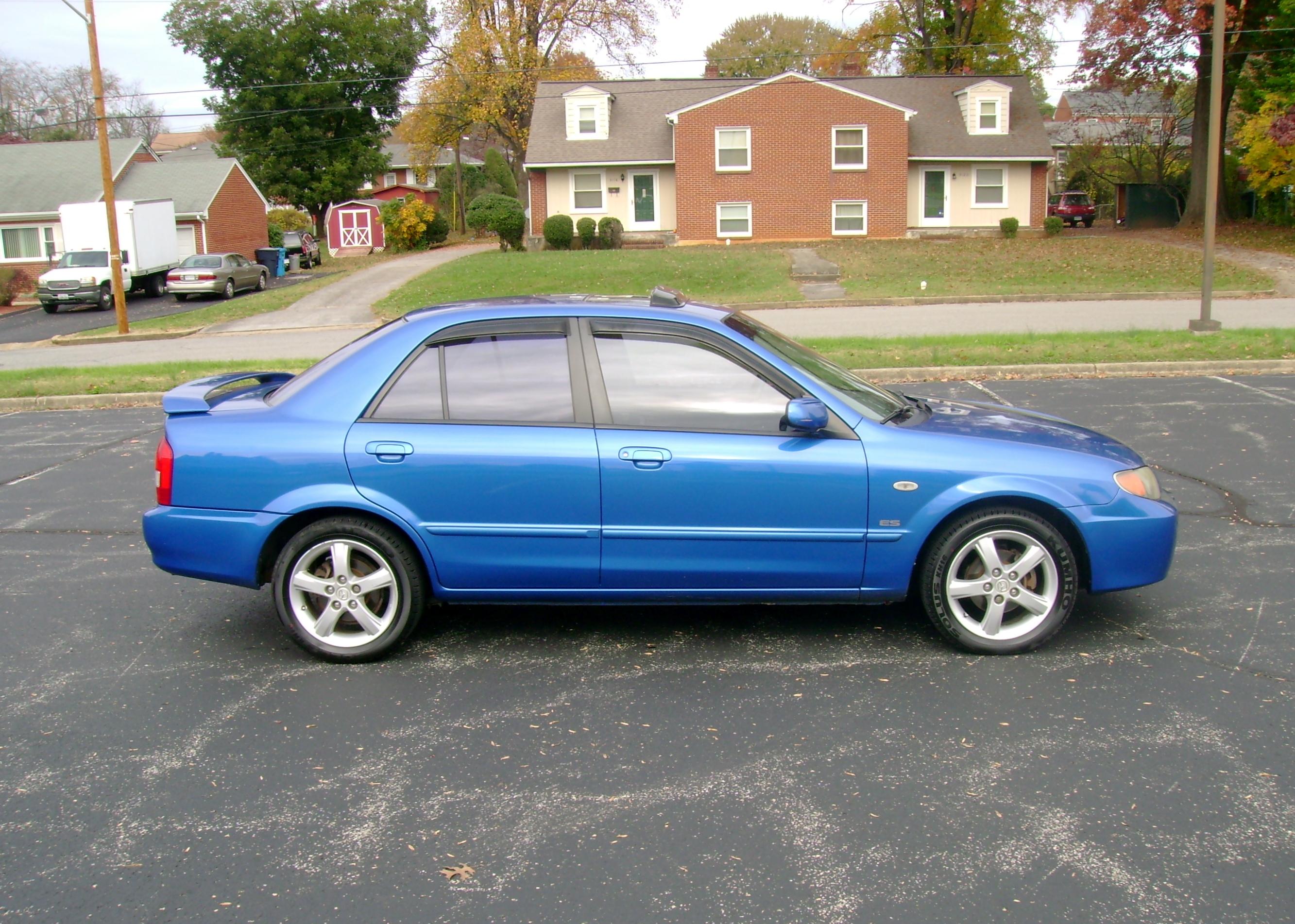 2003 Mazda Protege Es 013
