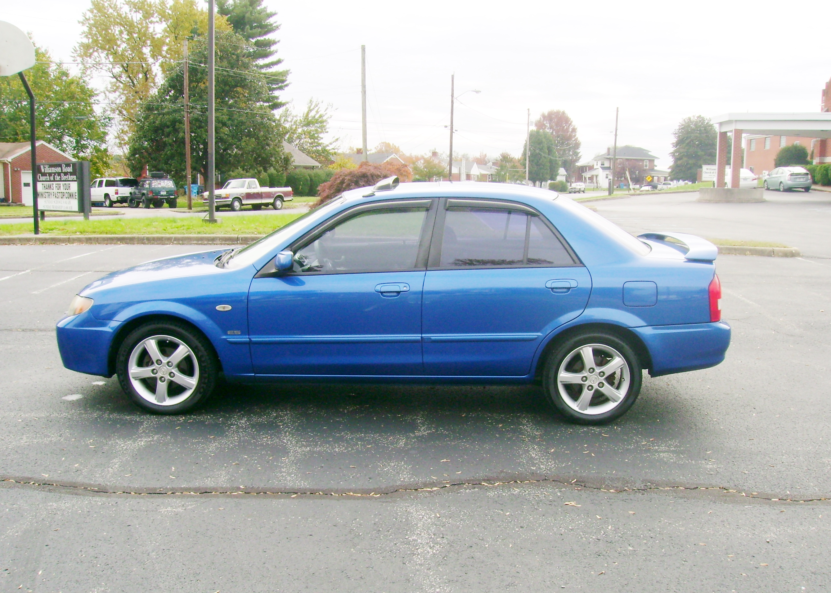 2003 Mazda Protege Es 017