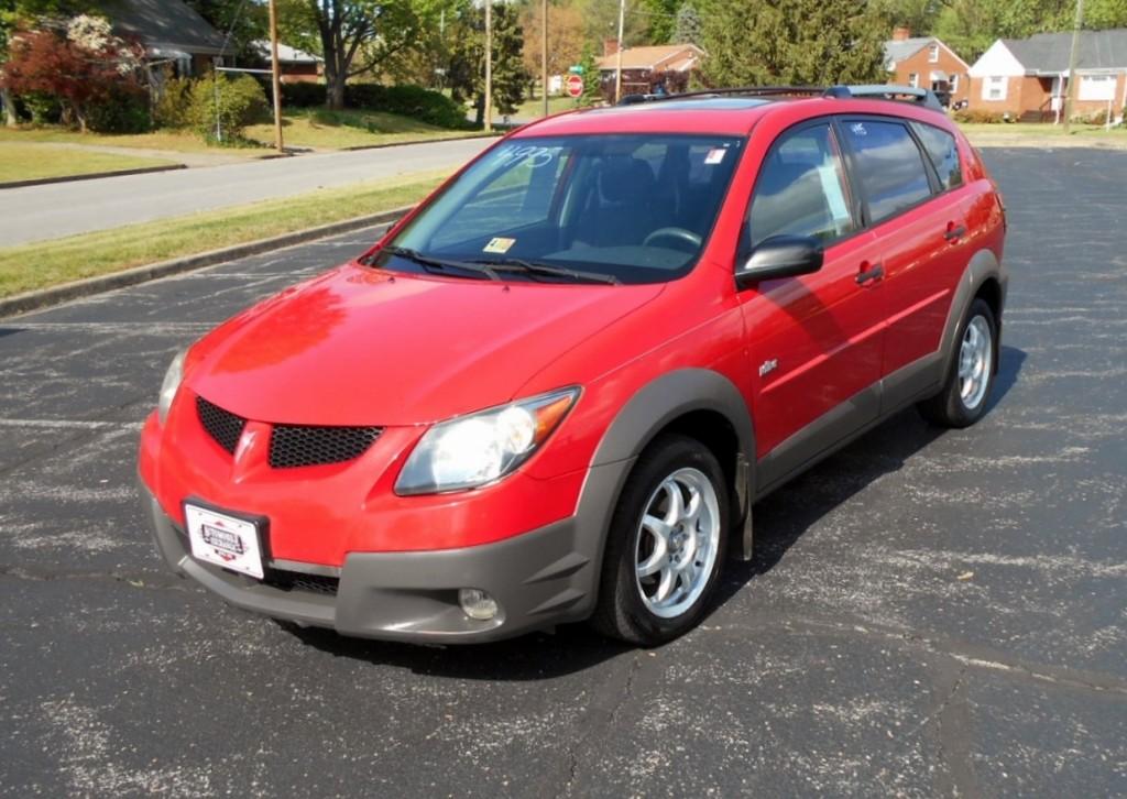 2003 Pontiac Vibe 001