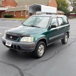2001 Honda CRV 001