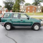 2001 Honda CRV 004