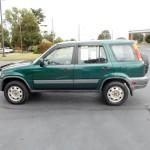 2001 Honda CRV 008
