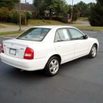 2002 Mazda Protege LX 005