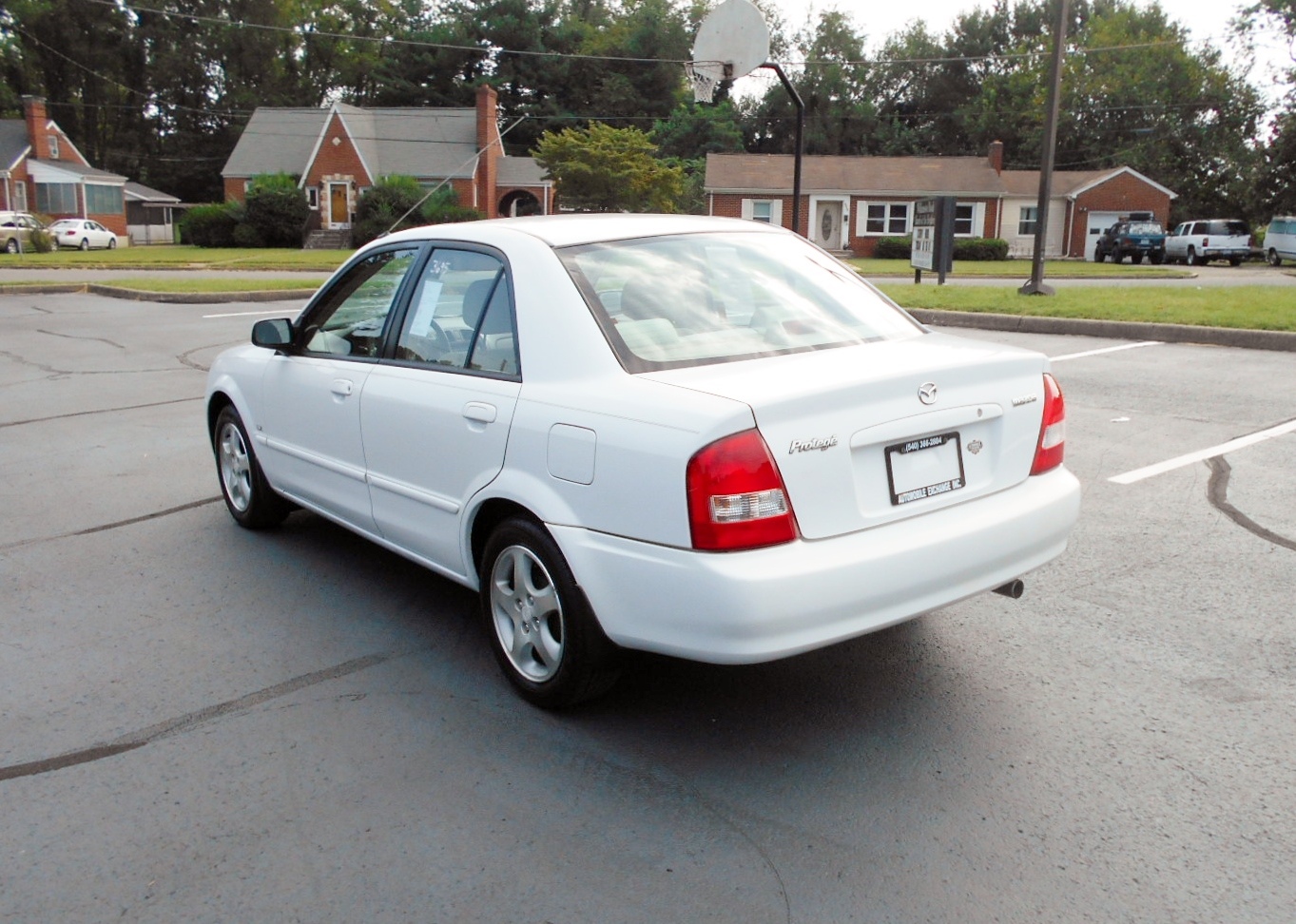 2002 mazda protege lx 007 2002 mazda protege lx 007 – automobile