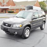 2007 Ford Escape XLT 001
