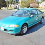 1993 Honda Civic LX 001