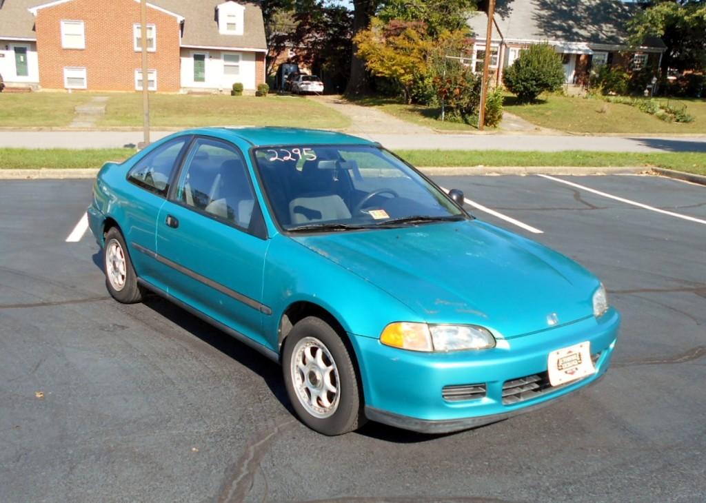 1993 Honda Civic LX 003