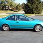 1993 Honda Civic LX 004