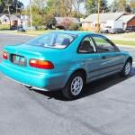1993 Honda Civic LX 005