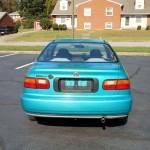 1993 Honda Civic LX 006