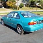 1993 Honda Civic LX 007