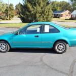 1993 Honda Civic LX 008