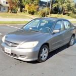 2004 Honda Civic LX 001