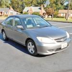 2004 Honda Civic LX 003
