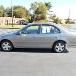 2004 Honda Civic LX 008