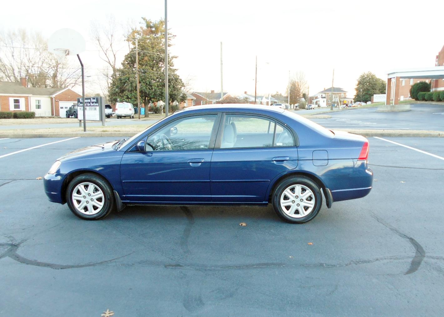 2003 Honda Civic EX 008