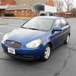 2006 Hyundai Accent GLS 001