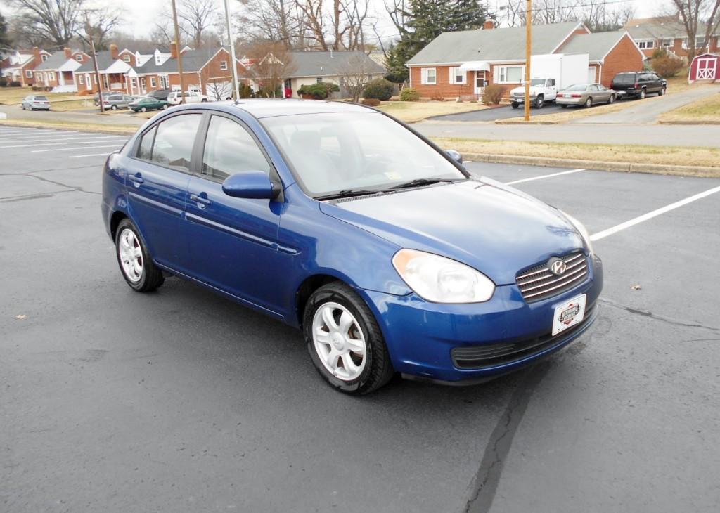 2006 Hyundai Accent GLS 003