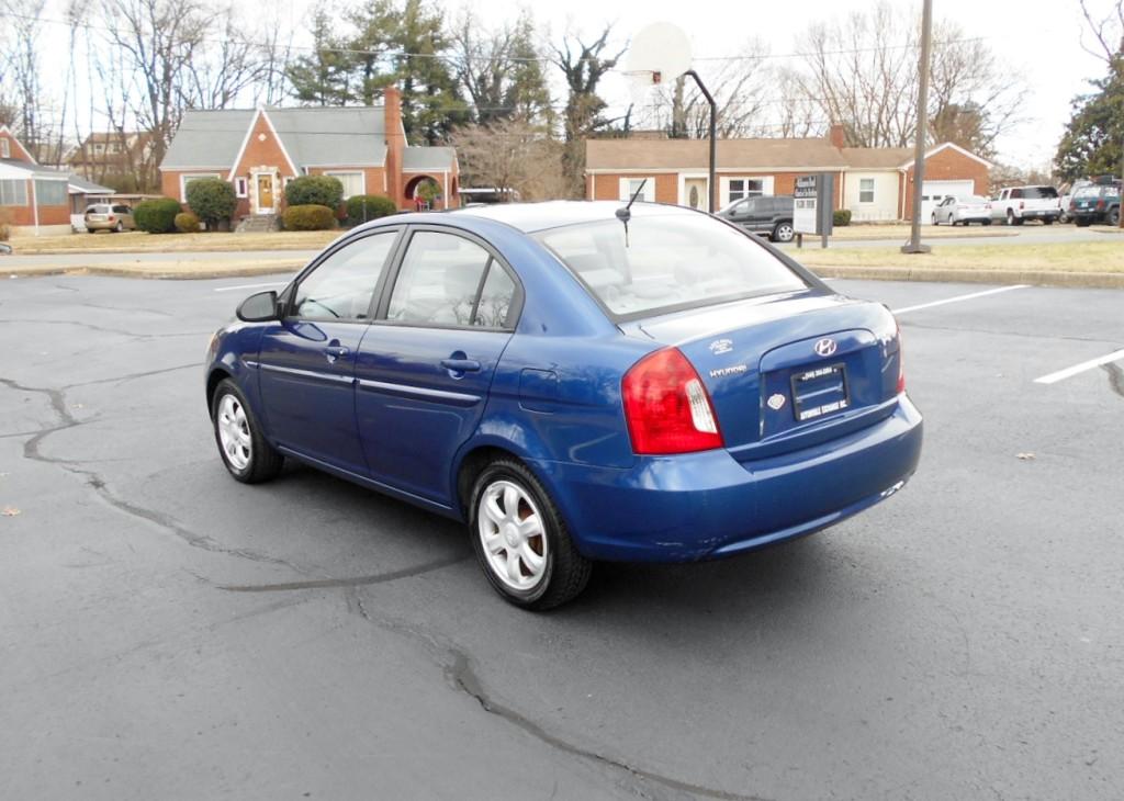 2006 Hyundai Accent GLS 007