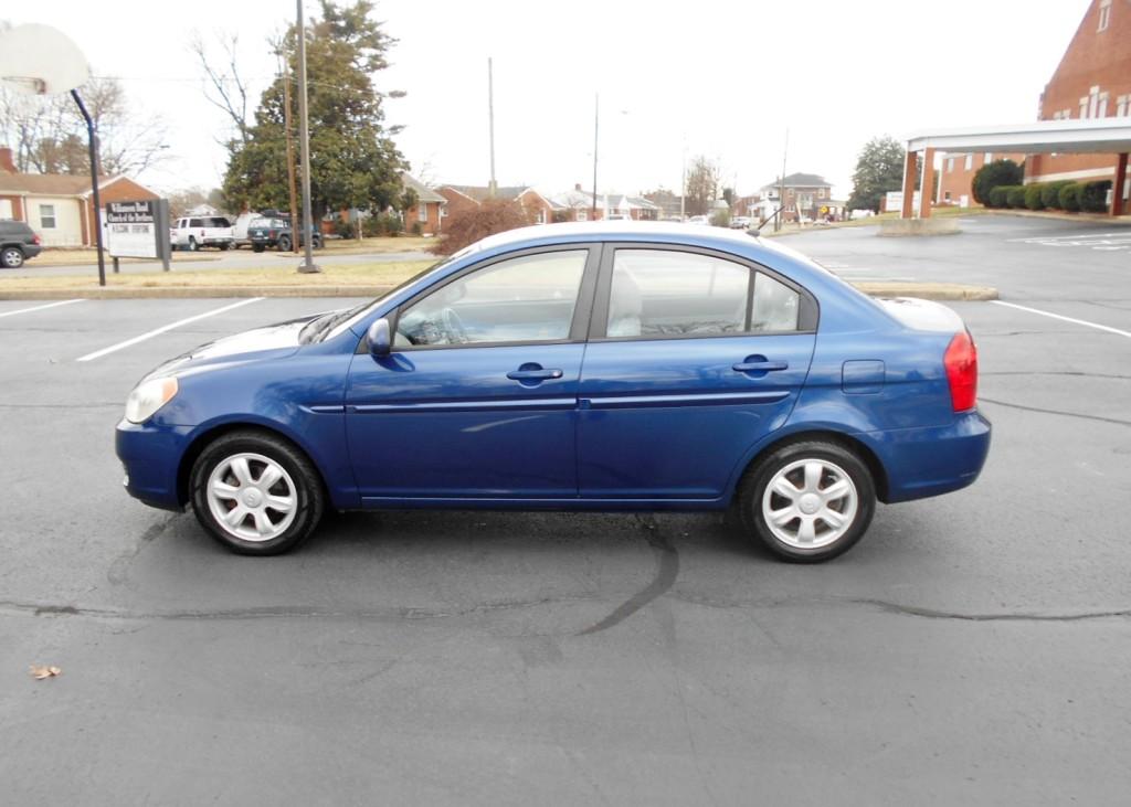 2006 Hyundai Accent GLS 008