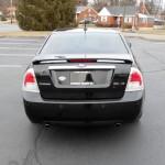 2008 Ford Fusion SEL V6 006