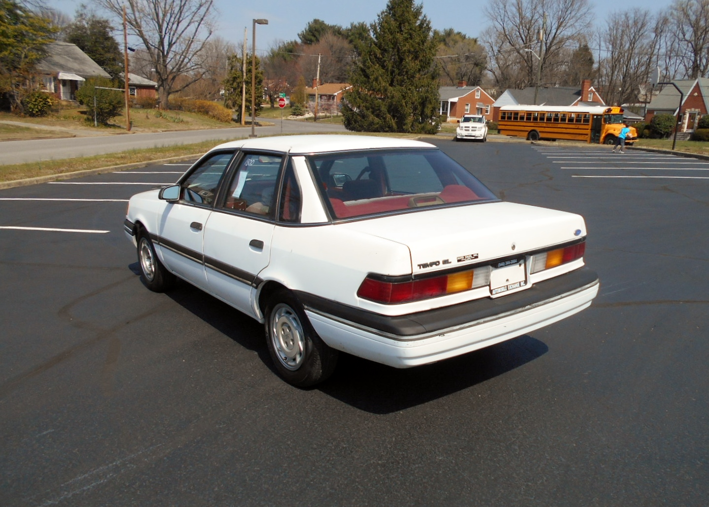 Imcdb Org  1990 Ford Tempo In  U0026quot Curly Sue  1991 U0026quot