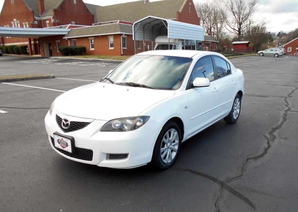 2007 Mazda 3 001