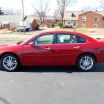 2008 Chevrolet Impala LTZ 001