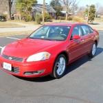 2008 Chevrolet Impala LTZ 002