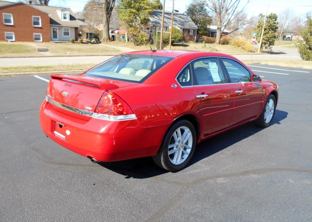 2008 Chevrolet Impala LTZ 006