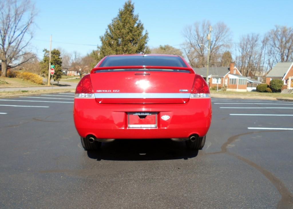 2008 Chevrolet Impala LTZ 007